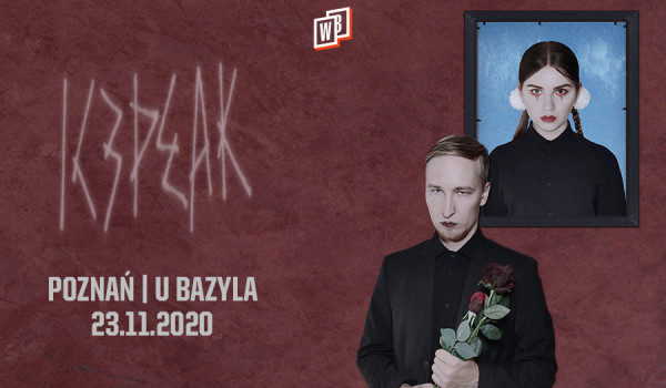 Going. | IC3PEAK | Poznań [ZMIANA DATY] - Klub u Bazyla