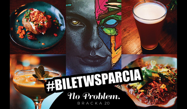 Going. | No Problem - #BiletWsparcia - Bilet Wsparcia
