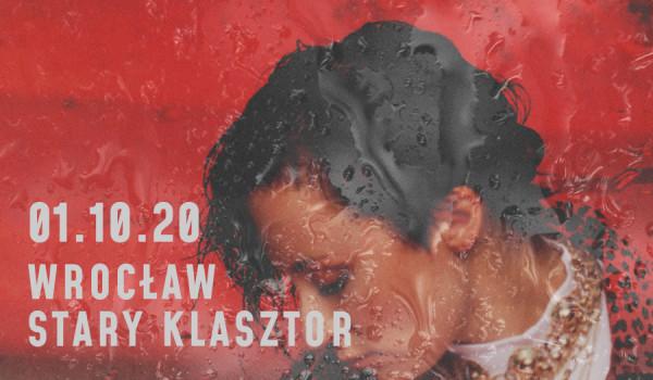 Going. | Paulina Przybysz | Odwilż Tour | Wrocław [ZMIANA DATY!] - Stary Klasztor