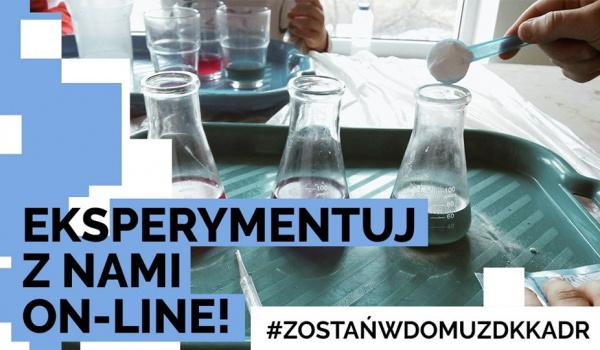 Going. | Eksperymentuj z nami on-line! #zostańwdomuzdkkadr - Online | Dom Kultury Kadr