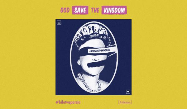 Going. | Królestwo - #BiletWsparcia - Bilet Wsparcia