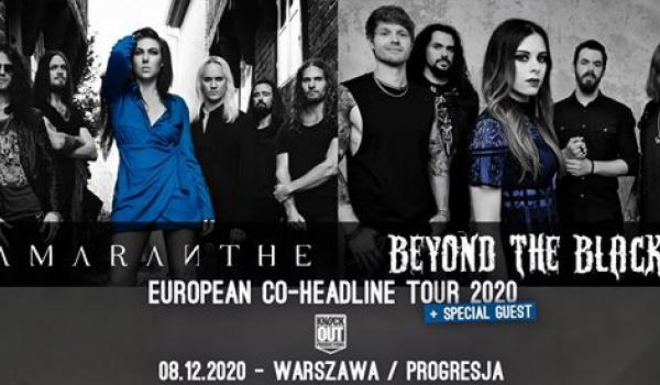 Going. | Amaranthe + Beyond The Black | Warszawa - Progresja