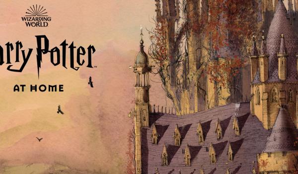 Going.   J. K. Rowling udostępnia książki, gry i audiobooki z Harrym Potterem - Online