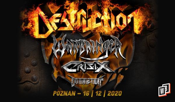 Going.   Destruction   Poznań [ZMIANA DATY] - Klub u Bazyla