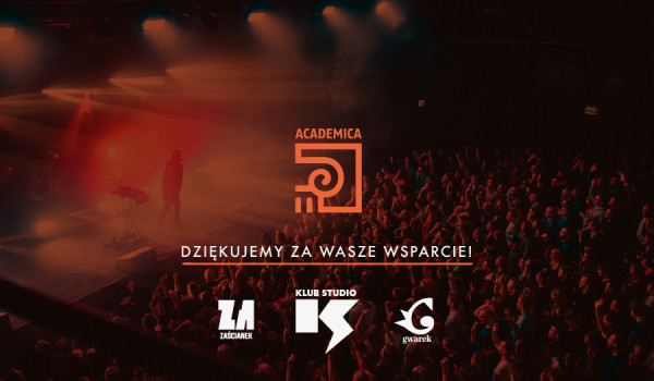Going. | Academica - #BiletWsparcia - Bilet Wsparcia