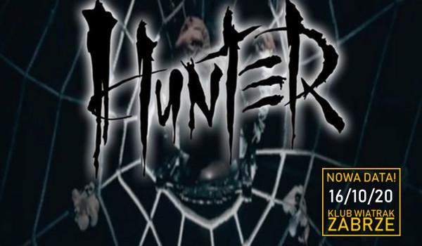 Going. | HUNTER - XXXV LECIE! + support [NOWA DATA] - Klub CK Wiatrak
