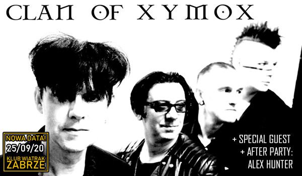 Going. | Clan of Xymox [NOWA DATA] - Klub CK Wiatrak
