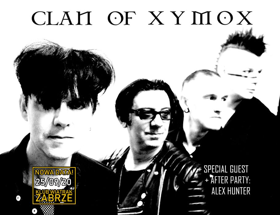 Clan of Xymox [NOWA DATA]
