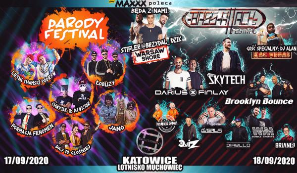 Going. | Parody Festival [ZMIANA DATY I MIEJSCA] - Katowice - Lotnisko Muchowiec