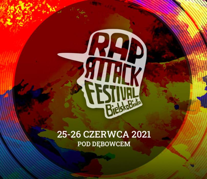 Rap Attack Festival Bielsko-Biała [ZMIANA DATY]