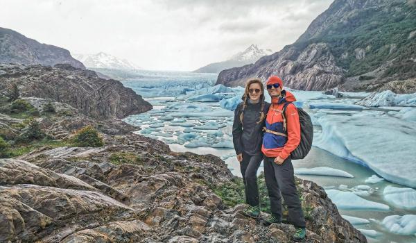 Going. | Chicos w Patagonii | Jak zorganizować trekking na końcu świata? - Online | Południk Zero