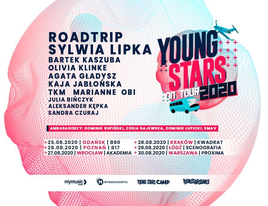 Young Stars On Tour 2020 | Wrocław [ODWOŁANE]