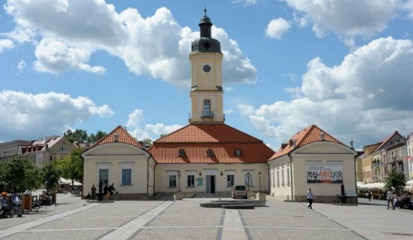 Going. | Muzeum Podlskie - Muzeum Podlaskie - Ratusz w Białymstoku