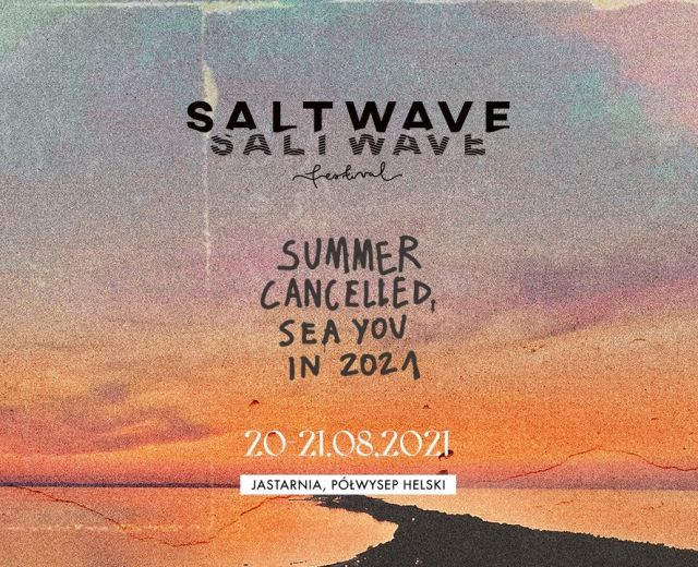 Going. | Salt Wave Festival 2021
