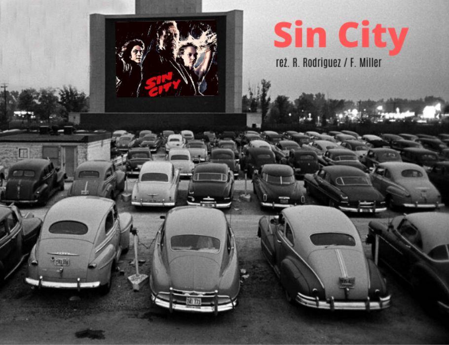 Pulp Fiction - Kino Samochodowe Kultura Wysoka