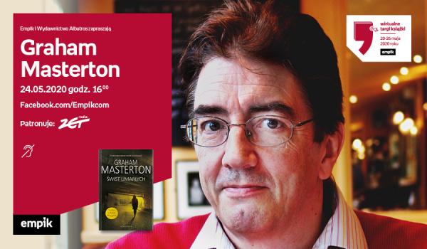 Graham Masterton – Spotkanie | Wirtualne Targi Książki