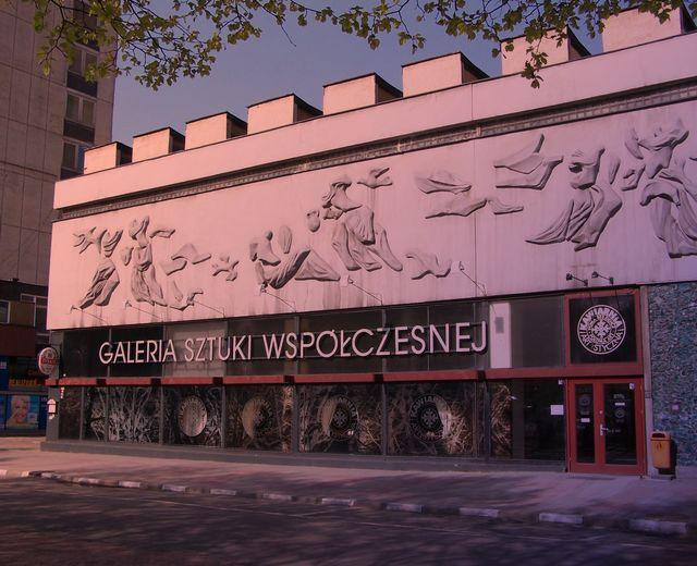 Going. | Galeria Sztuki Współczesnej BWA | Katowice - Galeria Sztuki Współczesnej BWA