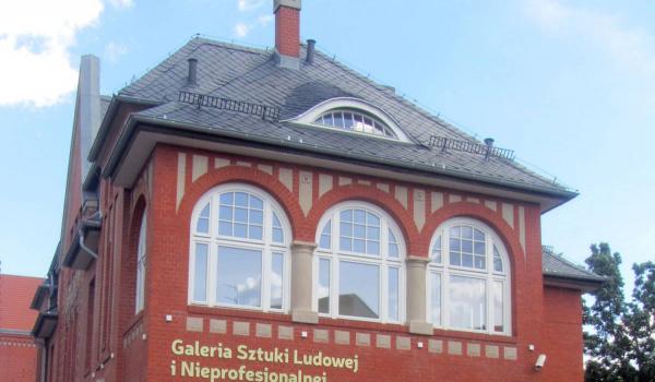 Galeria Sztuki Ludowej i Nieprofesjonalnej w Bydgoszczy