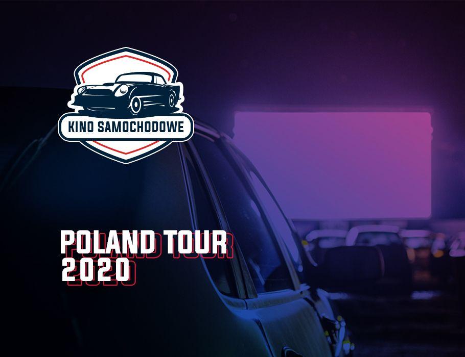 MAYDAY – Kino Samochodowe – Poland Tour 2020 – Przemęt