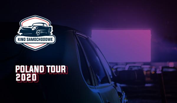 Going.   Bodyguard Zawodowiec – Kino Samochodowe – Poland Tour 2020 – Rzeszów - Parking przy Auchan Krasne