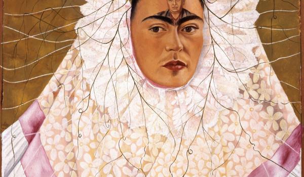 Going.   Frida Kahlo i Diego Rivera. Polski kontekst: wirtualne zwiedzanie - Online   CK Zamek