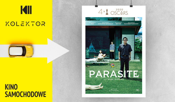 Going.   Parasite - Kino Kolektor - EXPO XXI