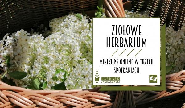 Going. | Ziołowe herbarium cz. 2 | Naucz się robić zielnik! - Online | Warsztaty Kultury