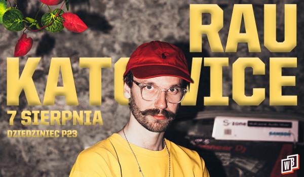 Going. | RAU w Katowicach - P23, Dziedziniec Fabryki Porcelany