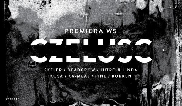 Going. | Czeluść Premiera W5: Skeler / Deadcrow / Jutro / Kosa / inni [ZMIANA DATY] - Zet Pe Te