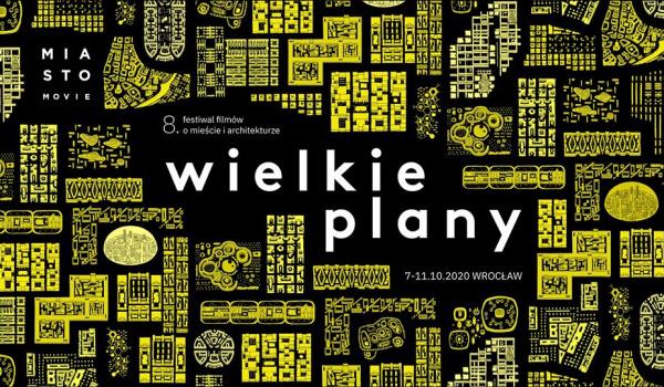 Going.   MIASTOmovie 8: Wielkie plany - Wroclaw