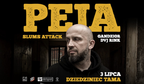 Peja/Slums Attack   Poznań
