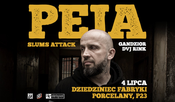 Going. | Peja/Slums Attack | Katowice - P23