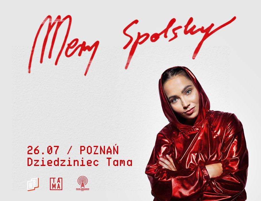 MERY SPOLSKY   Poznań