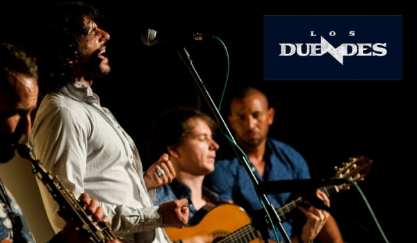 Going. | LOS DUENDES - flamenco & world music - Stary Klasztor
