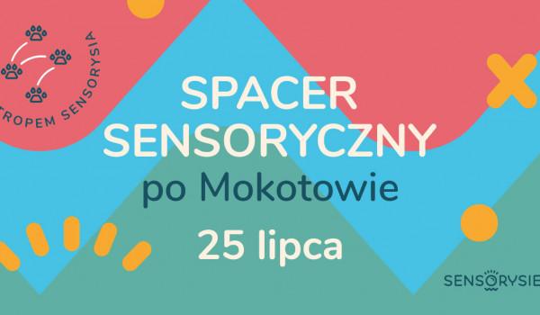 Going. | Tropem Sensorysia | Spacer Sensoryczny po Mokotowie - Wejście do Pałacu Królikarnia