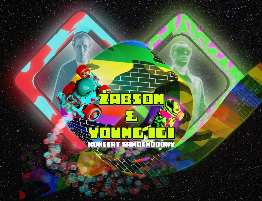 Żabson & Young Igi: Koncert Samochodowy