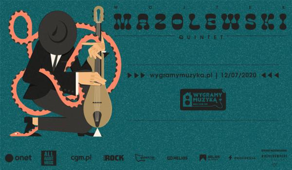 Going. | Wojtek Mazolewski Quintet z nową płytą na koncercie - Wygramy Muzyką! - Progresja - Progresja