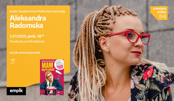 Going. | Aleksandra Radomska | Premiera online - Facebook.com/Empikcom