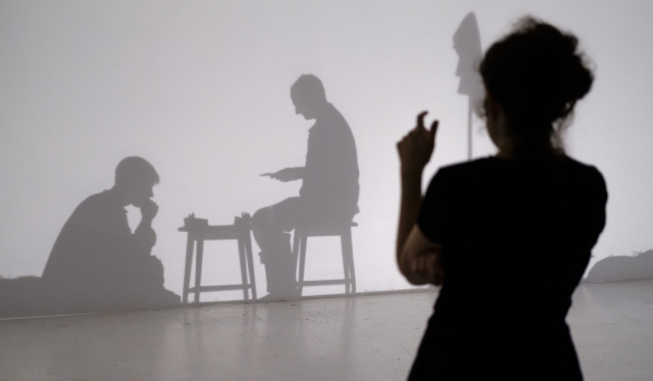 Going. | Obecność / Brak / Ślady | Premiery z rezydencji artystycznych - Online | POLIN