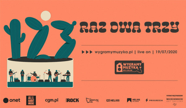 Going. | Raz Dwa Trzy - Wygramy Muzyką! - online - Online