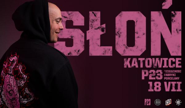 Going. | SŁOŃ | Katowice - P23, Dziedziniec Fabryki Porcelany