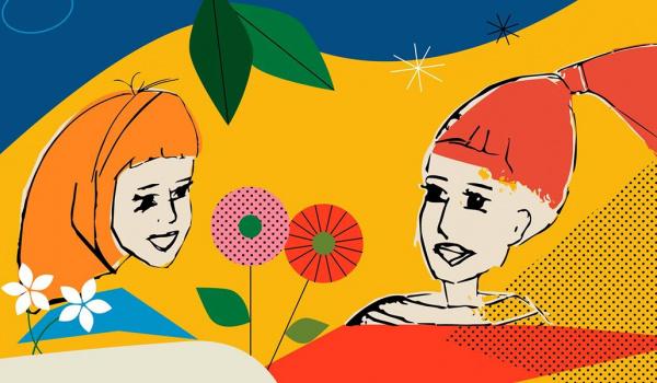 Going. | Dziewczyńska grupa śpiewacza - cykl warsztatów - Bemowskie Centrum Kultury