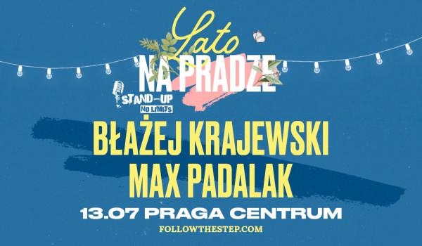 Going. | Stand-up na Pradze: Błażej Krajewski, Maks Padalak - Praga Centrum