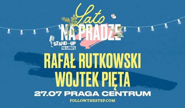 Going. | Stand-up na Pradze: Rafał Rutkowski, Wojtek Pięta - Praga Centrum