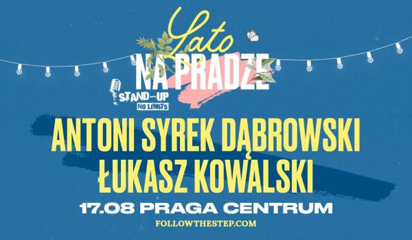 Going. | Stand-up na Pradze: Antoni Syrek-Dąbrowski, Łukasz Kowalski - Praga Centrum