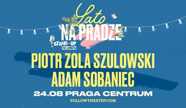 Going. | Stand-up na Pradze: Piotr Zola Szulowski, Adam Sobaniec - Praga Centrum