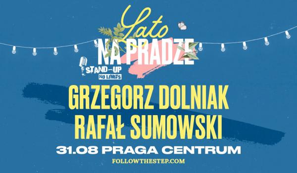 Going. | Stand-up na Pradze: Grzegorz Dolniak, Rafał Sumowski - Praga Centrum