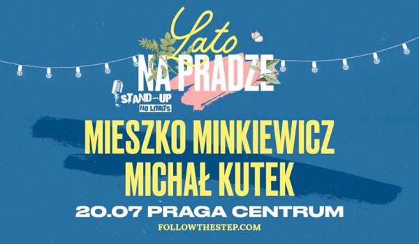 Going. | Stand-up na Pradze: Mieszko Minkiewicz, Michał Kutek - Praga Centrum