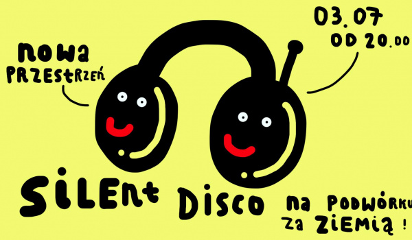 Going.   Silent Disco w Ziemi - Ziemia