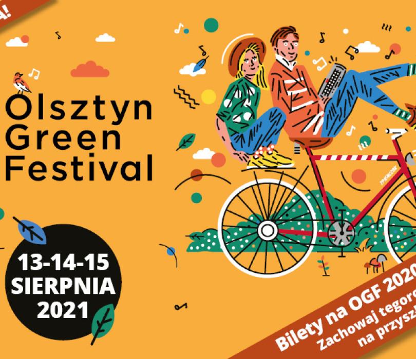 Olsztyn Green Festival [ZMIANA DATY]